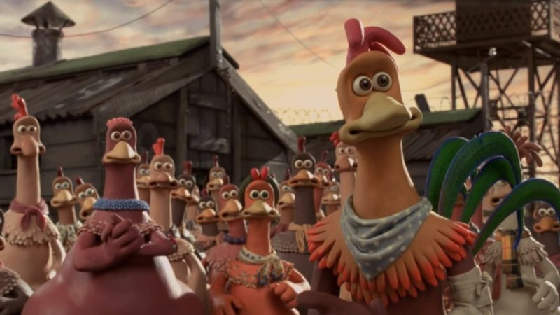 The Themes Of Animal Liberation in 'Chicken Run' | Goomba Stomp