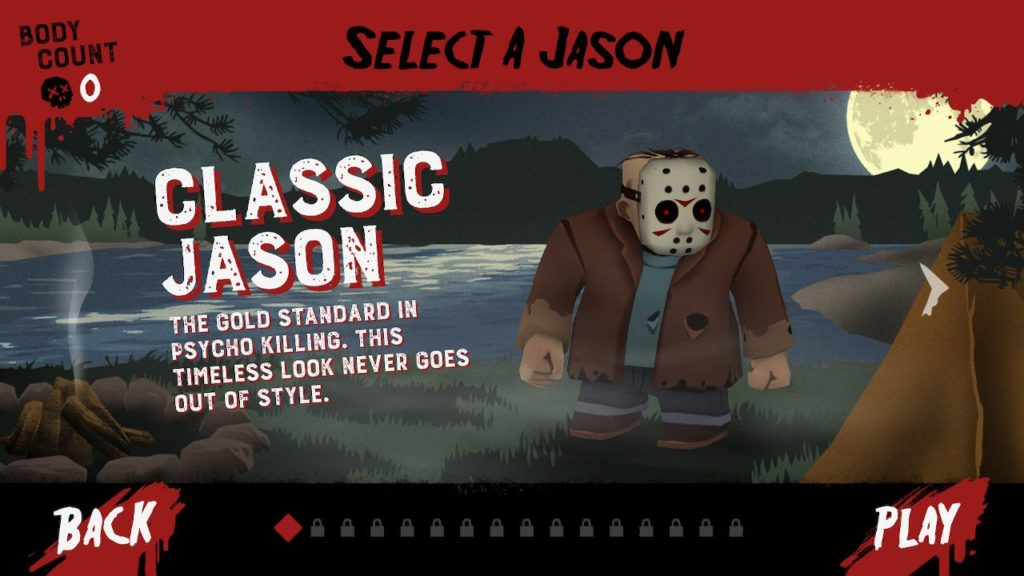 Friday the 13th Game Review