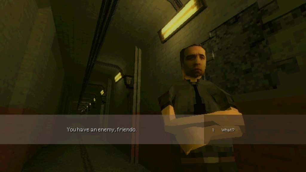 Paratopic - Enemy Friendo