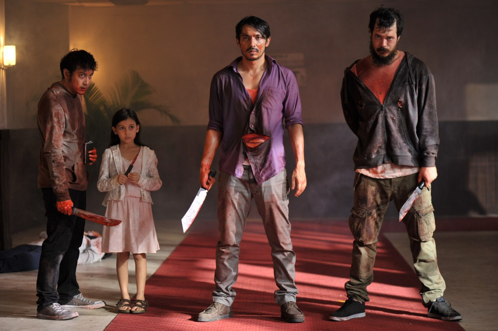 The Night Comes For Us Review