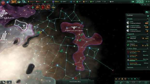 Stellaris' — A Star Trek Fantasy | Goomba Stomp