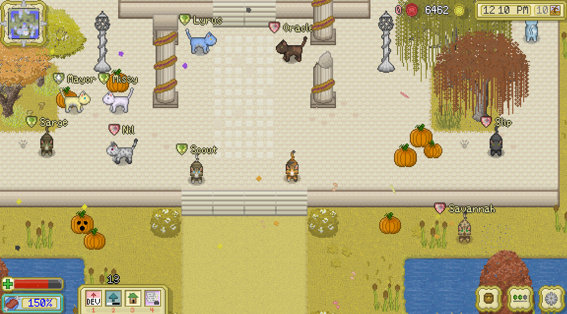 Cattails' Review: Like Stardew Valley    with Kitties