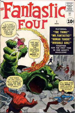 Stan Lee and Jack Kirby's Fantastic Four