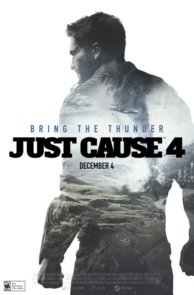 Just Cause 4 Movie Posters