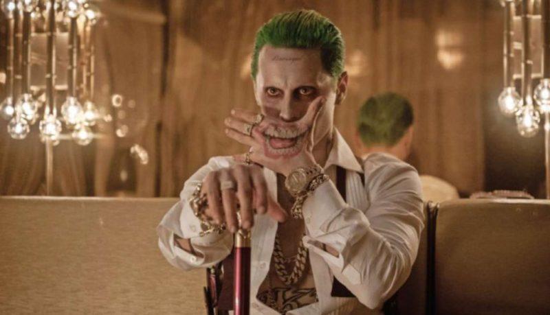 Jared Leto's performance as the Joker