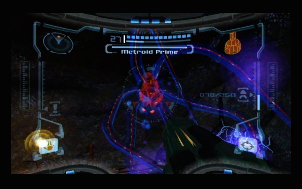 Impact Crater Metroid Prime