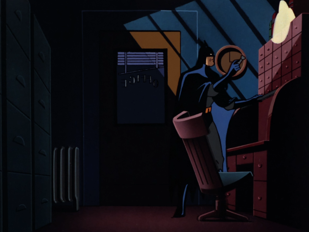 Batman The Animated Seires
