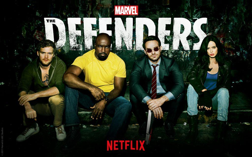 Marvel's Defenders on Netflix