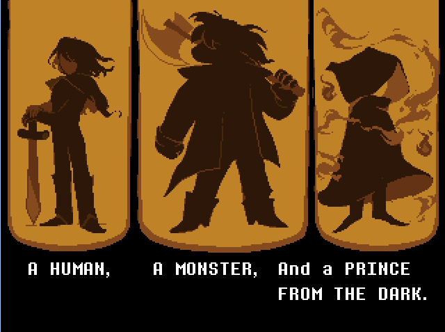 Everything You Need to Know About Toby Fox's Deltarune