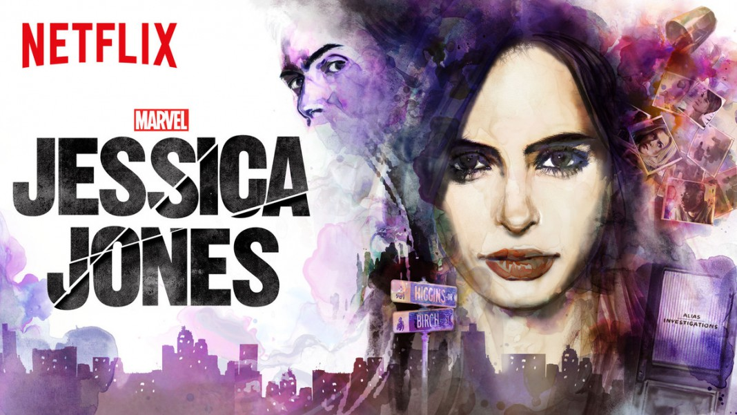 Marvel's Jessica Jones on Netflix