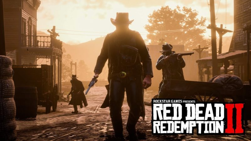 Gaming News Red Dead 2