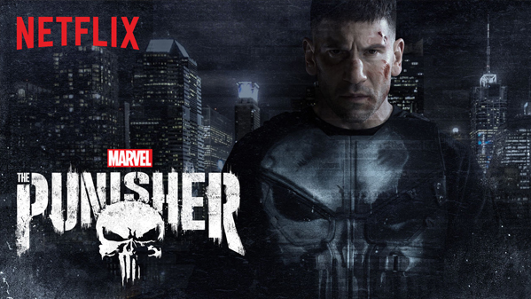 Marvel's Punisher on Netflix