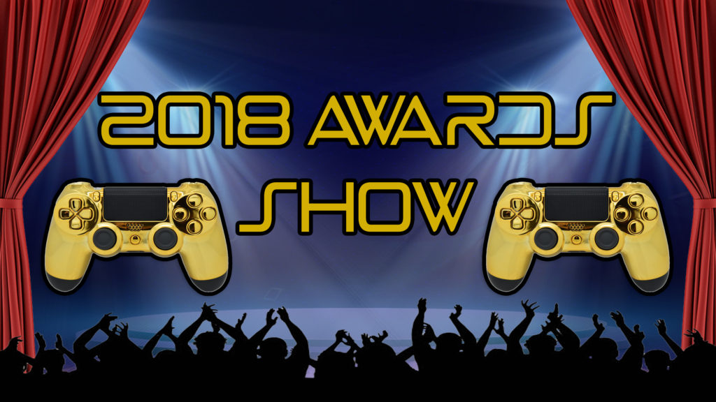 2018 PlayStation Awards