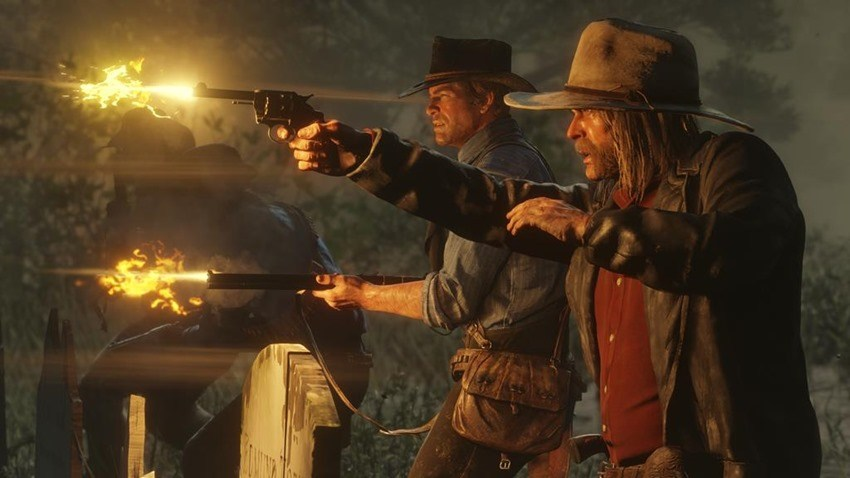 Best Games 2018 Red Dead Redemption