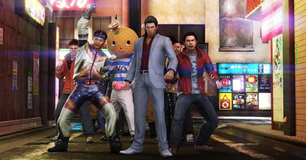 Best Games 2018 - Yakuza 6