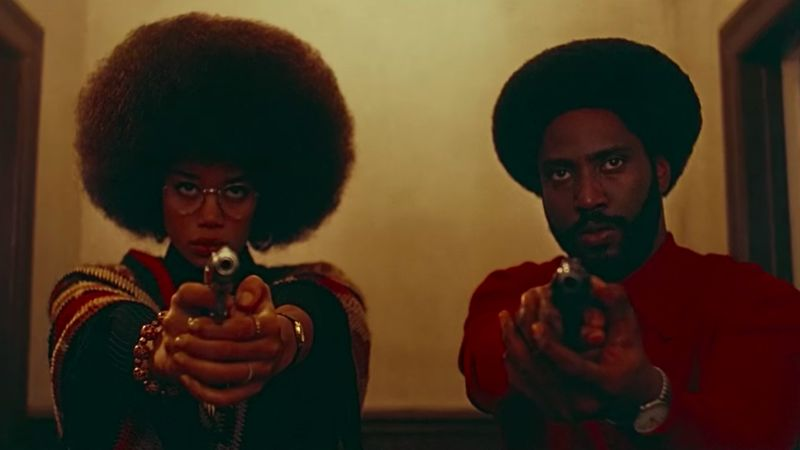 Best Movies 2018 - Blackkklansman