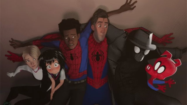 Best Movies 2018 - Into the Spider-Verse