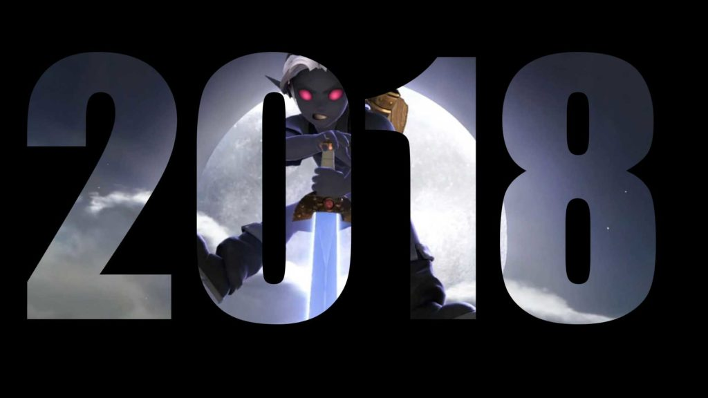 Best Nintendo Switch Games 2018