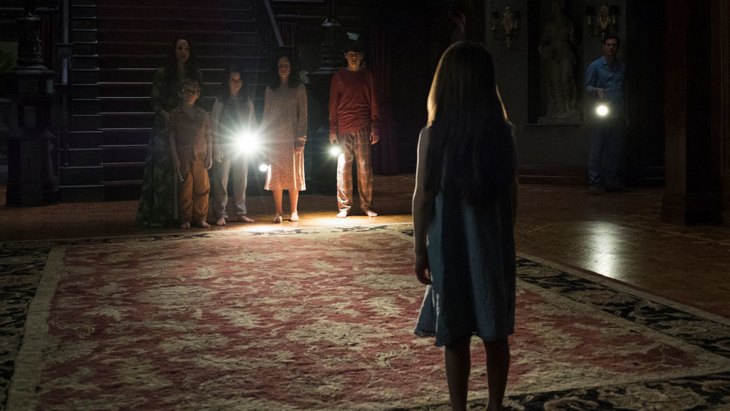 Best TV Shows 2018 Haunting of Hill House