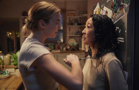 Best TV Shows 2018 - Killing Eve