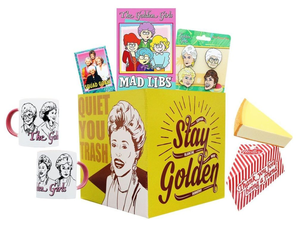 Golden Girls Mystery Box