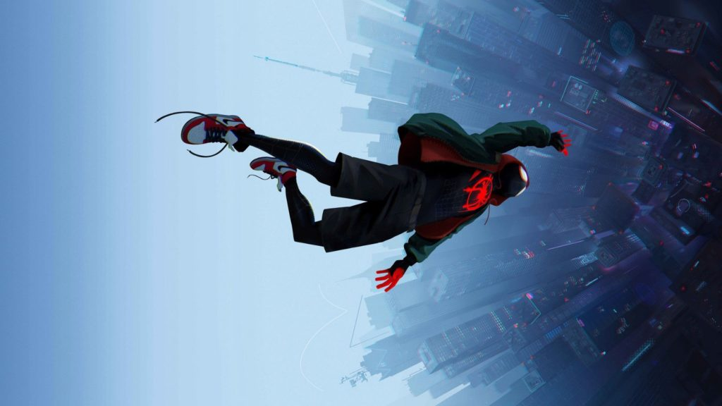 Spider-Man Into the Spider Verse Review