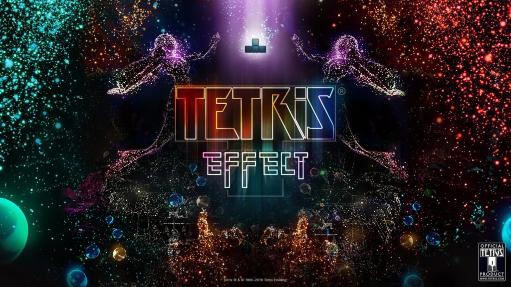 Tetris Effect - Best Games 2018