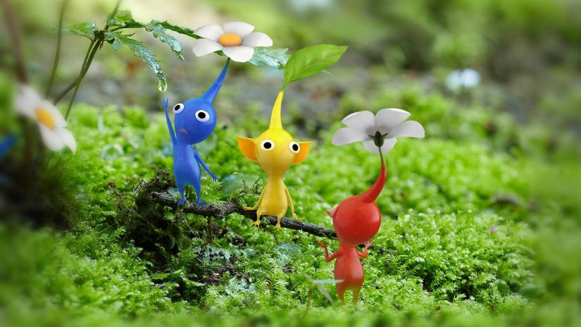 Pikmin Switch
