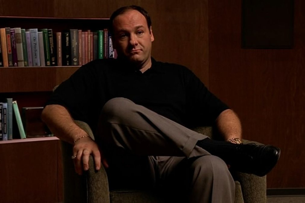 Sopranos Pilot Review