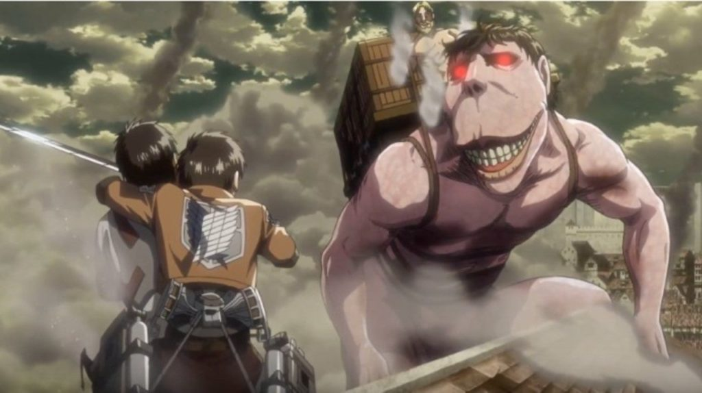 Attack on Titan Scout